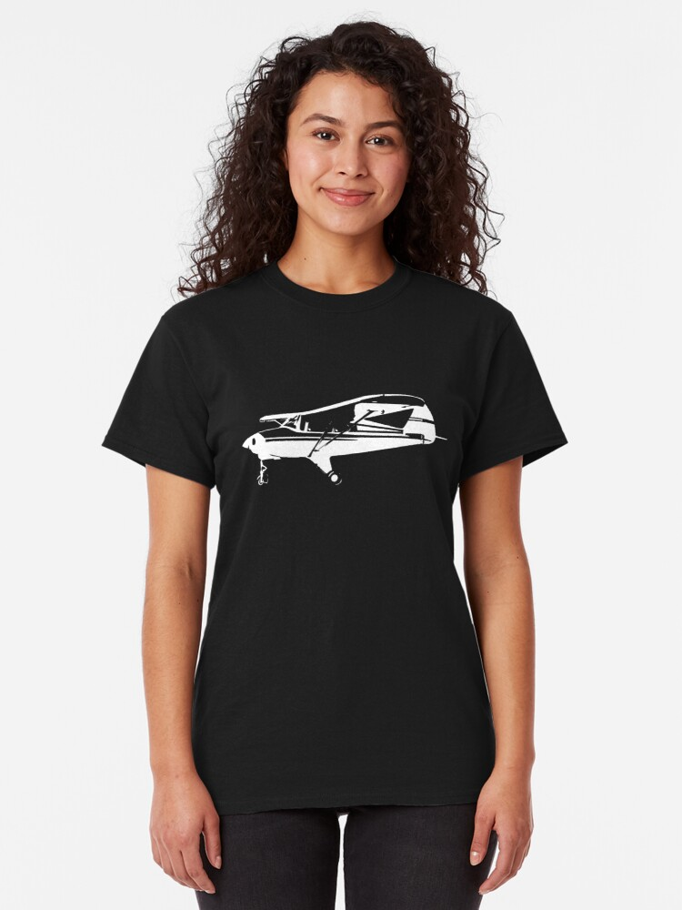 Alternate view of Piper Tri-Pacer PA-22 Classic T-Shirt