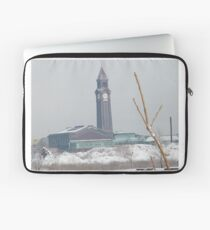 Hoboken Ferry and Train Terminal, New Jersey Laptop Sleeve