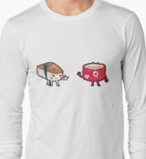 Sushi: Cute Sushi Rolls Long Sleeve T-Shirt