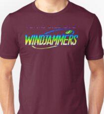 Windjammers (Neo Geo Title Screen) T-Shirt