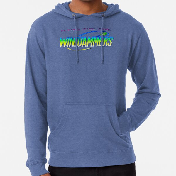 Windjammers (Neo Geo Title Screen) Lightweight Hoodie