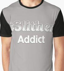 Slither.io Addict Graphic T-Shirt