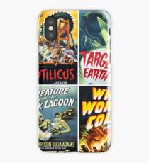 Sci-Fi Movie Poster Collection #6 iPhone Case/Skin
