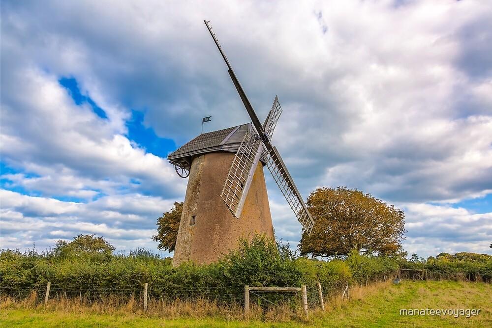 Bembridge Windmill #4 by manateevoyager