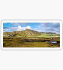 Muckross - County Donegal, Ireland Sticker
