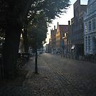 Lübeck - Thomas Mann's Old Street by NordicBlackbird