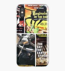 Sci-Fi Movie Poster Art Collection #7 iPhone Case/Skin