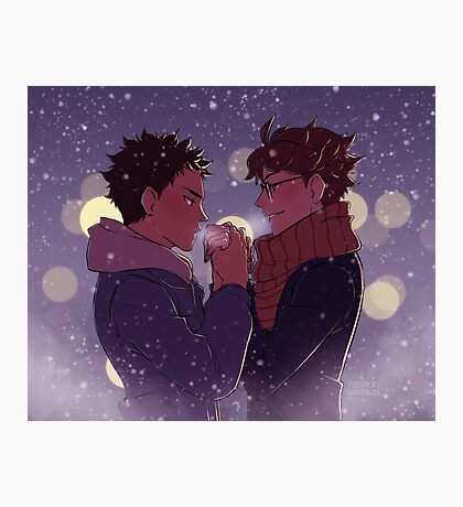 Winter - IwaOi Photographic Print