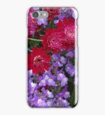 Floral Gardens iPhone Case/Skin