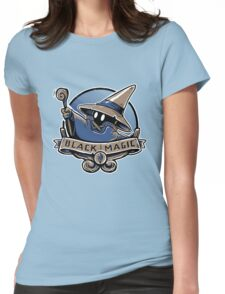 Black Magic School Womens Fitted T-Shirt