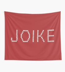 JOIKE!! Wall Tapestry