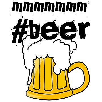 mmmmmm beer by 4linedesign