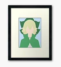 Ryu Lion (Danmachi / Is It Wrong to Try to Pick Up Girls in a Dungeon) Framed Print