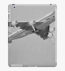 Hairforce One Trumps Presidential Plane Airforce One iPad Case/Skin