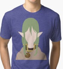 Riveria Ljos Alf (Danmachi / Is It Wrong to Try to Pick Up Girls in a Dungeon) Tri-blend T-Shirt