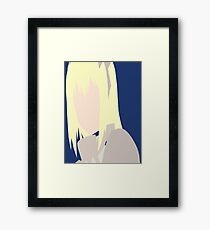 Ais Wallestein (Danmachi / Is It Wrong to Try to Pick Up Girls in a Dungeon) Framed Print