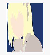 Ais Wallestein (Danmachi / Is It Wrong to Try to Pick Up Girls in a Dungeon) Photographic Print