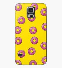 Funda/vinilo para Samsung Galaxy Rosquilla rosa