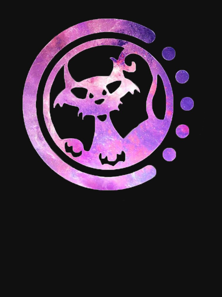 Monstercat EDM District Galaxy Logo by lycorisium