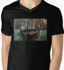 The Last Duck Hunt - Infrared Photo T-Shirt
