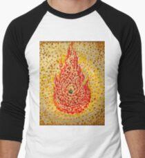 Sacred Fire Men's Baseball ¾ T-Shirt