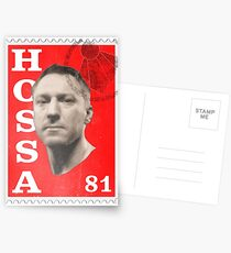 Post Hossa Postcards