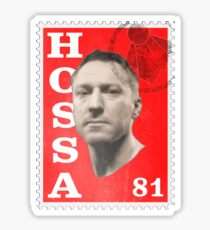 Post Hossa Sticker