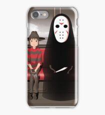 SLASHERS AWAY iPhone Case/Skin