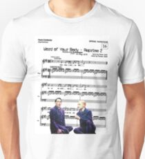 Haven't you heard the word of your body? T-Shirt