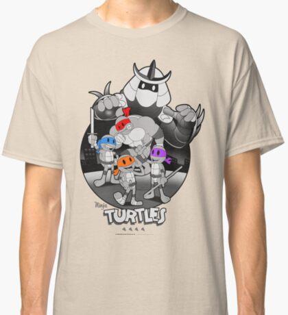 Old School Turtles Classic T-Shirt