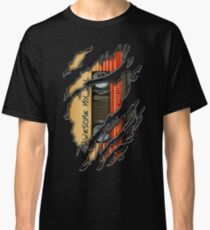 Awesome transparent mix cassette tape volume 1 Classic T-Shirt