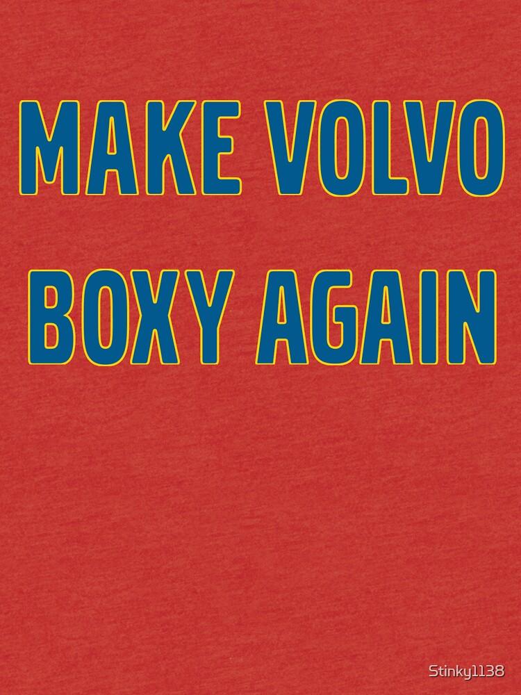 Mach Volvo Boxy wieder von Stinky1138
