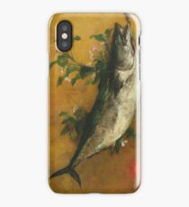 John La Farge, American (New York, NY  Providence, RI)   Fish (Decorative Panel) iPhone Case/Skin