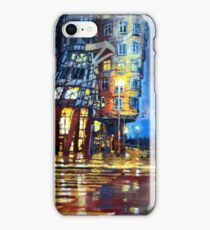 Prague Dancing House  iPhone Case/Skin