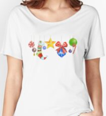 Sparkle & Candy Women's Relaxed Fit T-Shirt