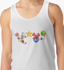 Sparkle & Candy Tank Top