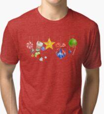 Sparkle & Candy Tri-blend T-Shirt