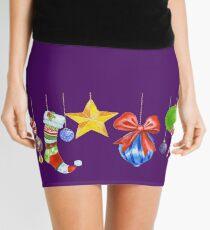Sparkle & Candy Mini Skirt