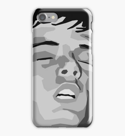 Ian Curtis Head Design iPhone Case/Skin