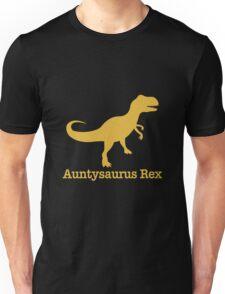 Auntysaurus Rex Aunt Shirt Mother's Unisex T-Shirt