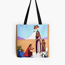 Moses in the Bullrushes Tote by Shulie1