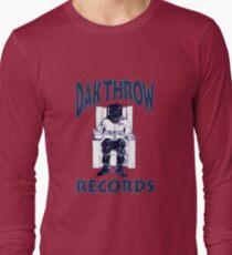 Dak Throw Records Long Sleeve T-Shirt