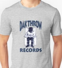 Dak Throw Records T-Shirt