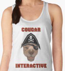 Cougar Interactive Women's Tank Top