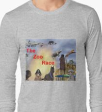 The Zoo Race Rides Long Sleeve T-Shirt