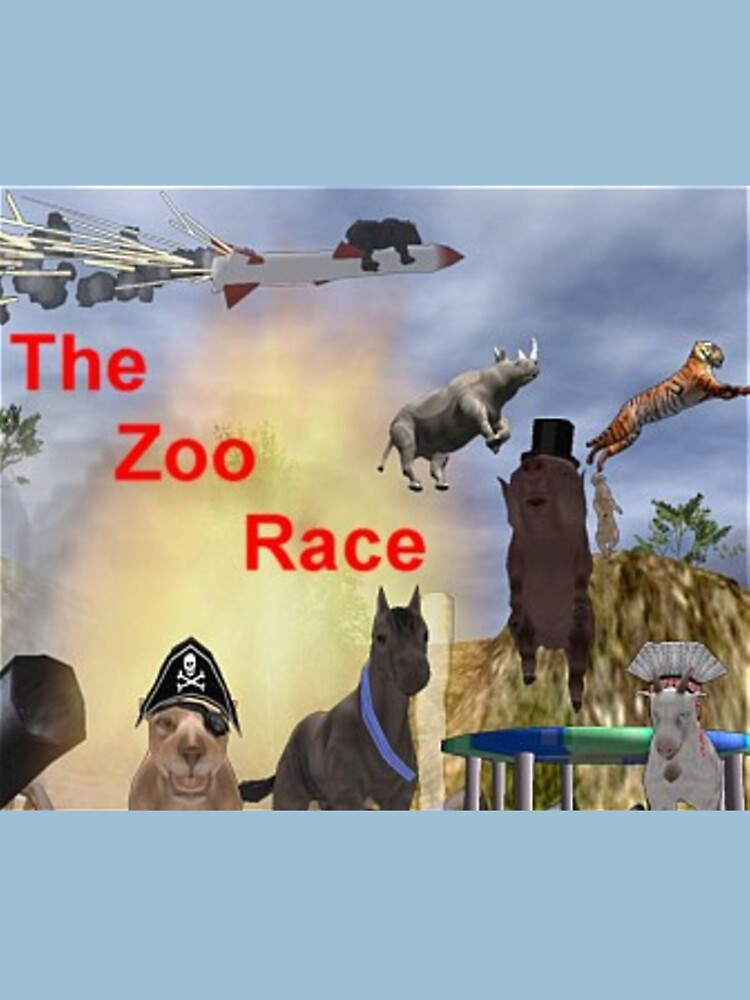 The Zoo Race Rides by zoorace