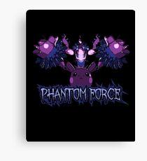 Phantom Force Canvas Print