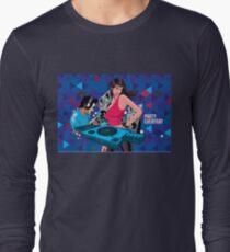 DJ party everyday Long Sleeve T-Shirt