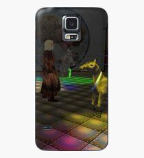 The Zoo Race dance floor Case/Skin for Samsung Galaxy
