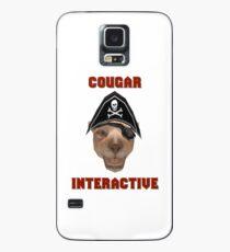 Cougar Interactive Case/Skin for Samsung Galaxy